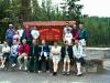 Group Photo at Natural Bridge