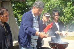 Father's Day BBQ 2009