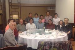 Dinner w John Tai at Tongs