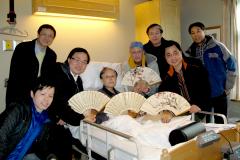 Visiting Wu Tien Chor