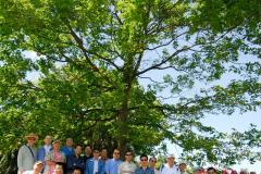 Tree Planting 20th Anniversary Revisit
